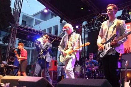 Review: Kaiser Chiefs + Spector at Ibiza Rocks