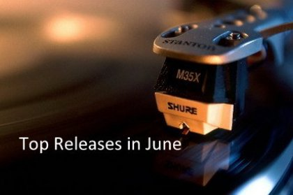 Top Releases from June