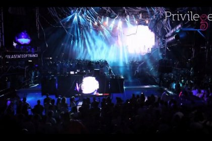 A State of Trance at Privilege 16th July 2012