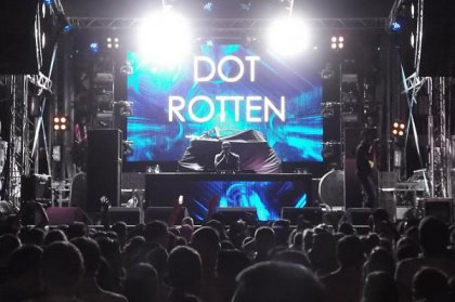 Review: Ibiza Rocks with Chase & Status + Dot Rotten