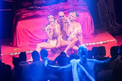 Photo Review: La Troya & Espuma, 15th August