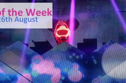 Pick of the Week 20th - 26th August