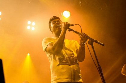 Photo Review: Beat & Raw ft The Temper Trap, 24th August