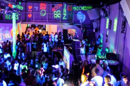 Closing Party Review: Diynamic Neon Nights, 11th September