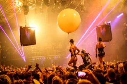 Closing Party Review: Music On, 28th September