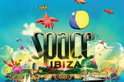 Space Closing Party Set Times