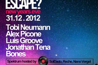 U Wanna Escape? - Sankeys NYE