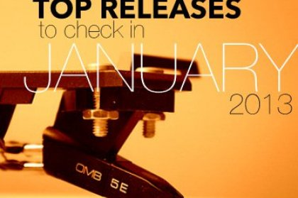 Top Releases to check in January 2013