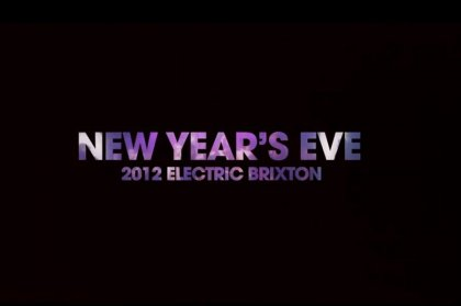Defected In The House: NYE London