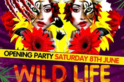 Garlands 2013: Wild Life Dates Announced