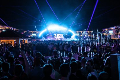 Review: Ushuaïa Opening Party 2013
