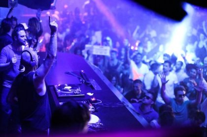 Review: Cocoon Opening Party 2013