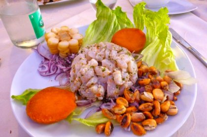 Mind, Body & Soul (Ceviche) by Maili