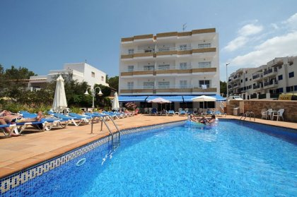 Ibiza Hotel of the Week - Sol Bahia Apartments, San Antonio