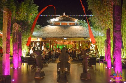 Review: Bambuddha Restaurant, Ibiza