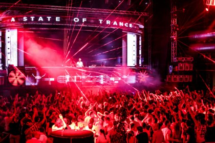 Review: Armin van Buuren Presents A State of Trance, 12th August
