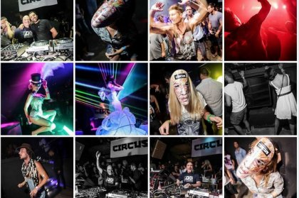 Photo Review: Circus, 8th August 2013