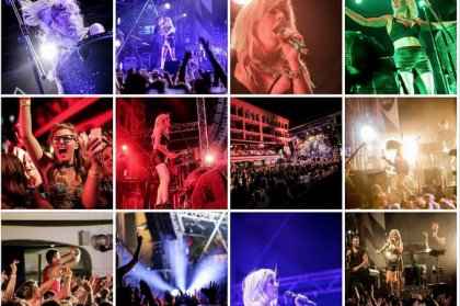 Photo Review: Ibiza Rocks ft. Ellie Goulding, 21st August 2013