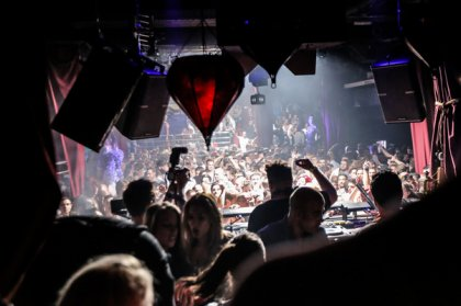 Review: Defected Closing Party 2013