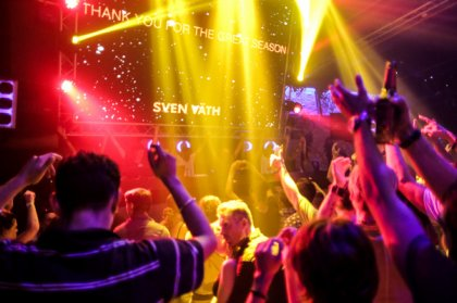 Review: Cocoon Closing Party 2013
