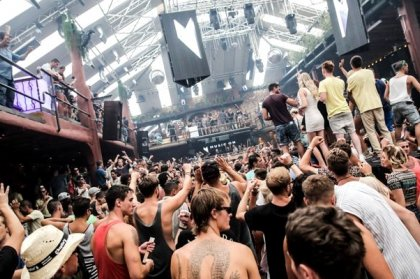 Music On at Amnesia New Year's Eve 2014