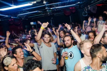 Review: Flying Circus Closing Party, 2013