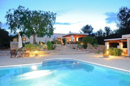 Winter Ibiza Villas: Can Andreu