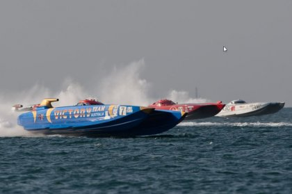 Ibiza and F1 Powerboat Racing