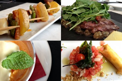 Ibiza gourmet food competition