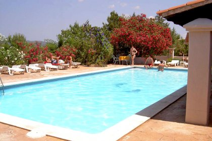 Ibiza winter hotels - Vistabella Bungalows, San Antonio