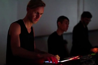 Richie Hawtin's Plastikman At Guggenheim NYC: Making Of