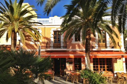 Ibiza Winter Restaurants - The Royalty, Santa Eulalia