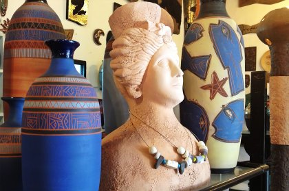 Ibiza winter days out: San Rafael Ceramics