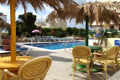 Ibiza Winter Hotels - Arcomar Apartments, San Antonio