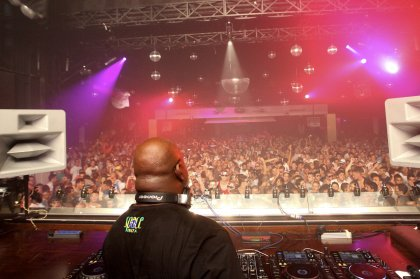 Further Artists Announced For Carl Cox At Space