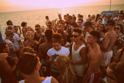Lost In Ibiza Boat Party Launched