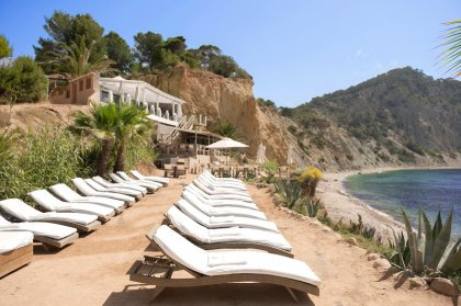 Amante Beach Club and Restaurant Opening 2014