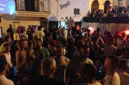 Bar Angelo, Ibiza town celebrates its 45th birthday
