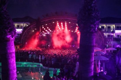 Review: Ushuaïa opening party, 2014