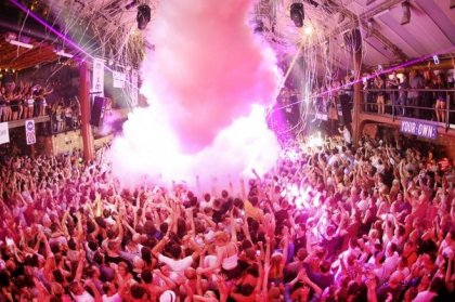 Review: Cream opening party at Amnesia, 2014