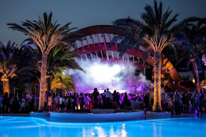 Destino opening party rescheduled