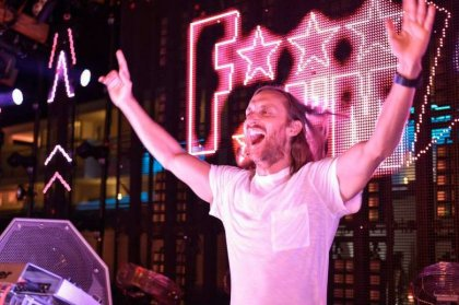 David Guetta announces full line-ups at Ushuaïa
