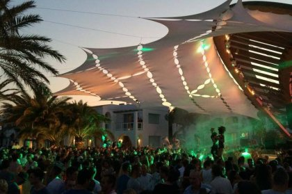 Review: Destino opening party, 2014