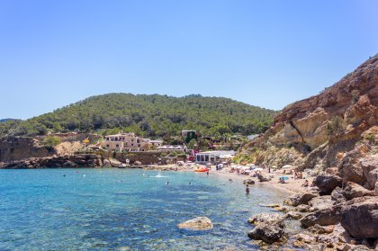 Cala Xarraca Beach