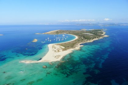 Formentera: the island of Espalmador