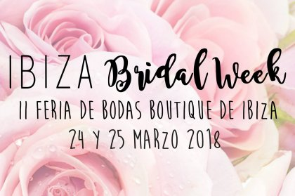Ibiza Bridal Week in Santa Eulalia