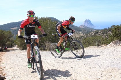 Extreme Mountain Bike Marathon