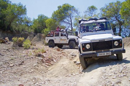 Ibiza Jeep Safari Tours
