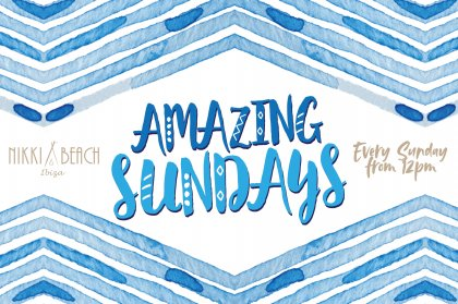 Amazing Sundays at Nikki Beach