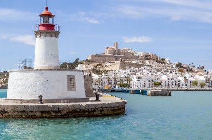 Running event in Ibiza town | Popular Race